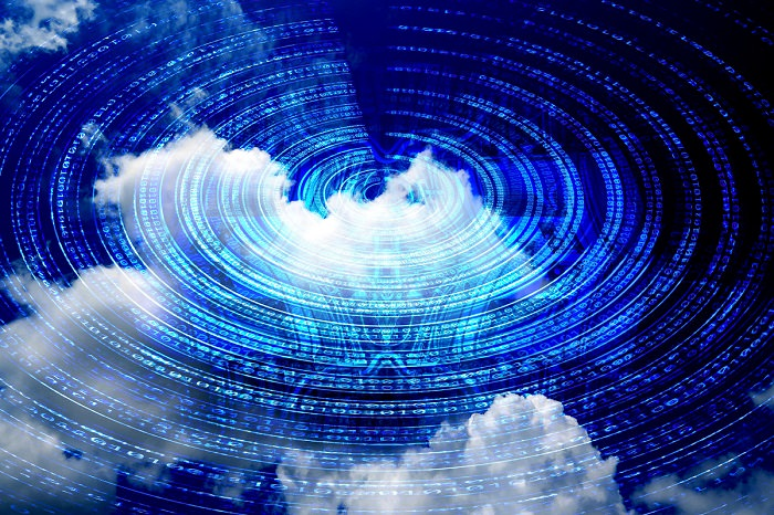 Cloud computingimage from torange_biz free photobank700